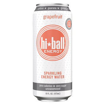 Kehe Hi Ball Energy Grapefruit 16oz Single