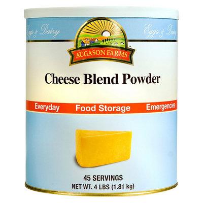 Augason Farms Emergency Food Cheese Blend Powder 4 lbs