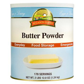 Augason Farms Emergency Food Butter Powder 44 oz