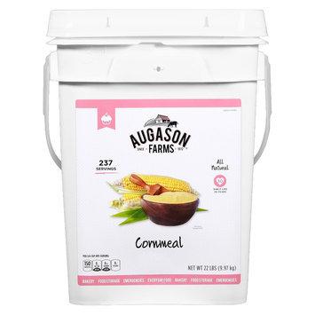 Crown Canyon Augason Farms Emergency Food Cornmeal Pail 22 lbs