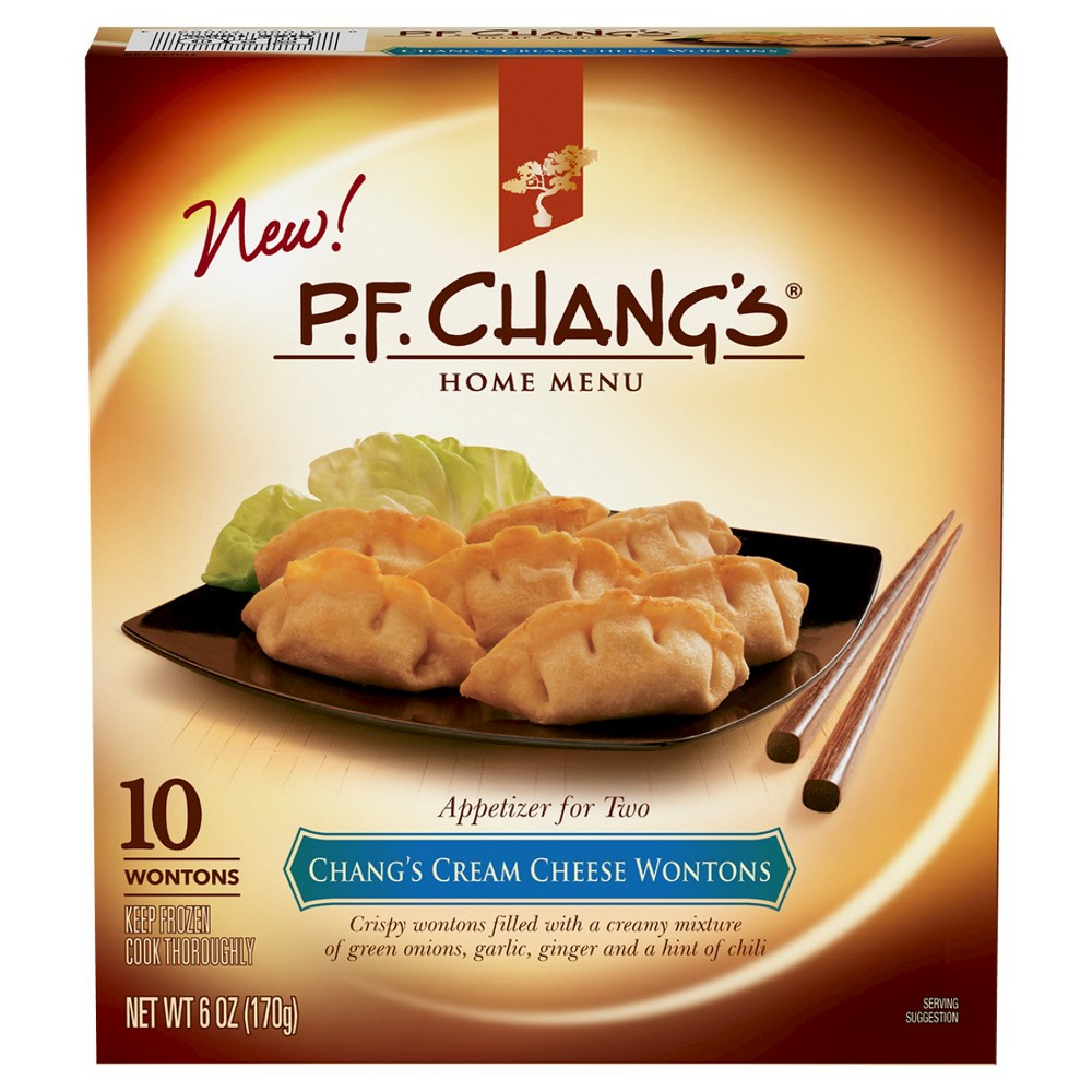 P.f. Chang's PF Chang's Cream Cheese Wontons 6oz