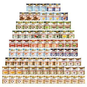 Augason Farms Emergency Food 1-Person 1-Year Food Supply Kit