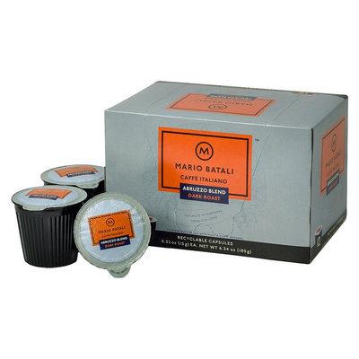 La-colombe Mario Batali Caffe Italiano Abruzzo Blend Dark Roast Coffee Capsules 12 ct