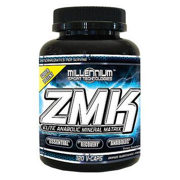 Millennium Sport Technologies ZMK Mineral Complex 120 Vegetarian Capsules