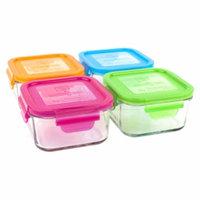 Wean Green Lunch Cubes Garden Pack, 4 ea