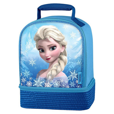 Thermos Frozen Dual Lunch Kit Blue