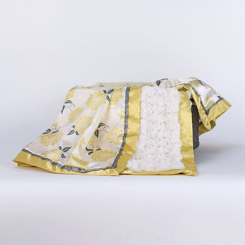The Peanut Shell Stella Blanket (Yellow)