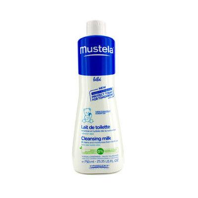 Mustela Cleansing Milk 750ml/25.35oz