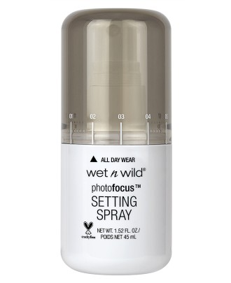 Wet N Wild Photo Focus™ Setting Spray - Seal the Deal