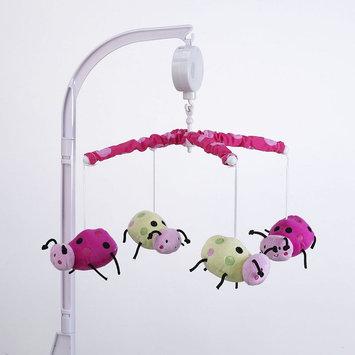 Belle Lil' Ladybug Musical Mobile (Pink)