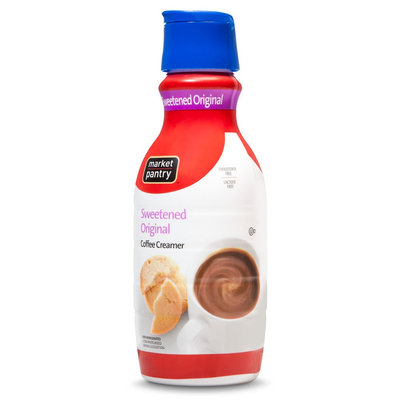 Market Pantry coffee creamer original 32-fl. oz.