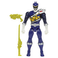 Power Rangers Dino Charge 5 Inch Figures Blue Ranger Action Hero