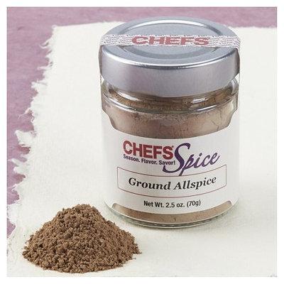 Chefs Spice CHEFS Allspice, Ground, 2.5-ounce - 2.5-oz.