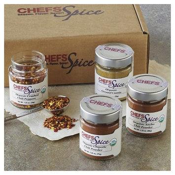CHEFS Ultimate Chili Spice Set, 4-piece - CHEFS Spice Sets