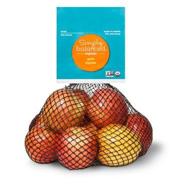 Simply Balanced Organic Af 3LB Gala Apples