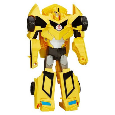 Transformers Robots in Disguise 3-Step Changers Bumblebee Figure