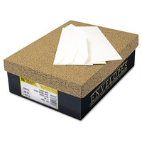 Neenah Paper Classic Crest Envelope, Traditional, Solar White, 500-box