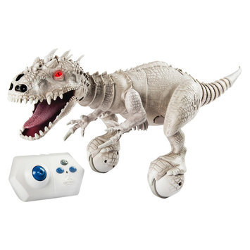 Zoomer Dino Indominus Rex Collectible Robotic Edition