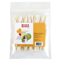 Boots & Barkley Rawhides And Bones 5 Count Natural