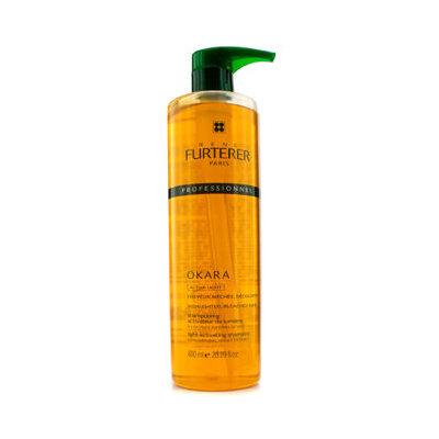 Rene Furterer Okara Light Activating Shampoo - For Highlighted Bleached Hair (Salon Product) 600ml/20.29oz