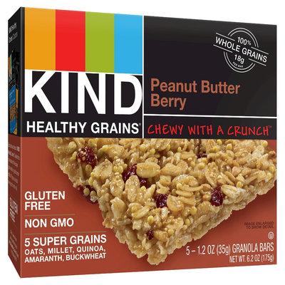 KIND® Healthy Snacks Kindg Peanut Butter Berry Ranola Bars