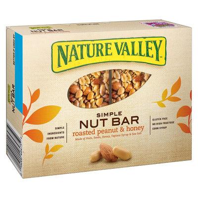 Nature Valley™ Simple Nut Bar Roasted Peanut & Honey