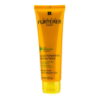 Rene Furterer Protectrice KPF 80 Protection Waterproof Protective Lightweight Gel (For Exposed Hair)