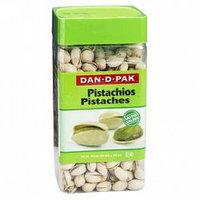 Dan-d Pak Natural Salted Pistachios