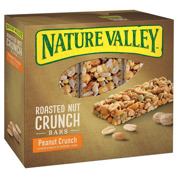7.2 Ounce Nature Valley Peanut Butter Granola Bars