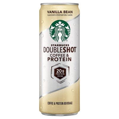 Starbucks Vanilla Doubleshot Coffee Protein 11oz