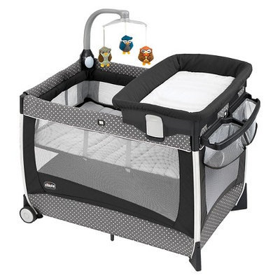 Chicco Lullaby Magic Playard - Lilla