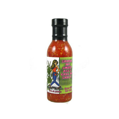 Smack My Ass Smack My Sweet Ass & Call Me Sally Sweet Chili Hot Sauce