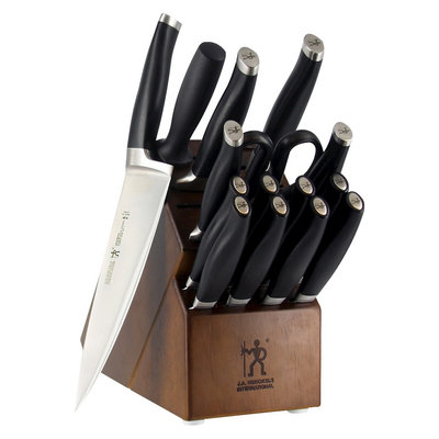 J.A. Henckels International Forged Razor 16 Piece Block Set