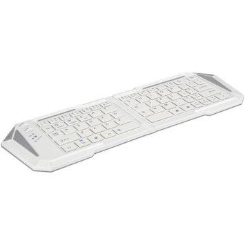 Ergoguys NAZTECH N1500 WL BT FOLDING WHITE KEYBOARD