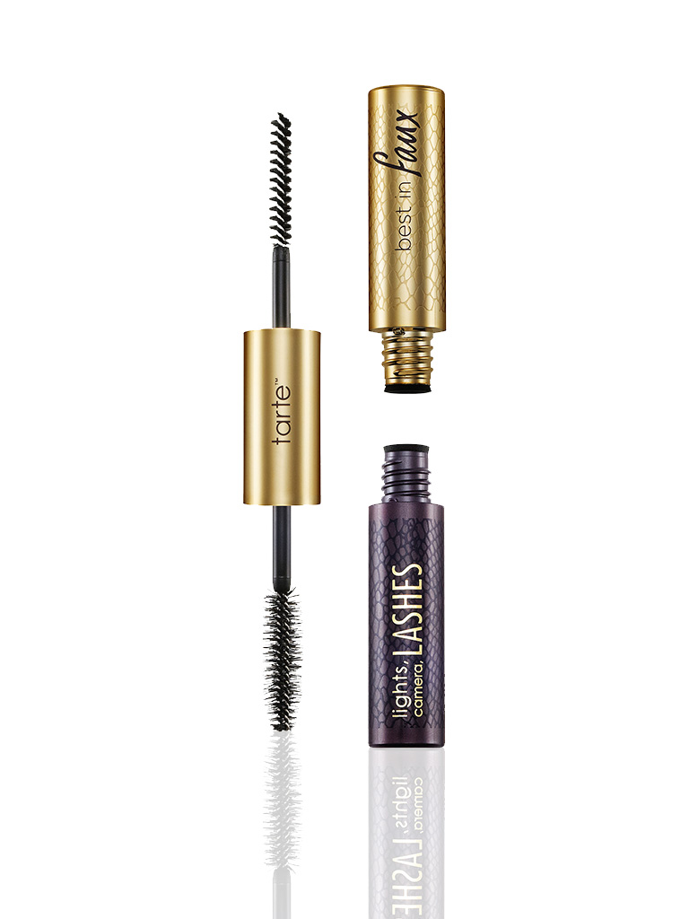 tarte Lights, Camera, Lashes™ Double-Ended Lash Fibers & 4-in-1 Mascara