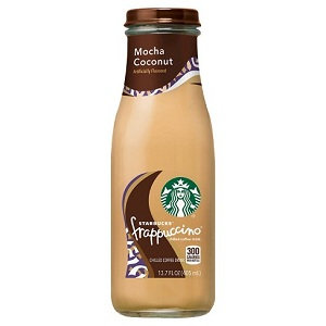 Starbucks Bottled Mocha Frappuccino Coffee Drink