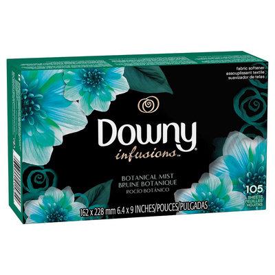 Downy Sheets 105 ct - Botanical Mist