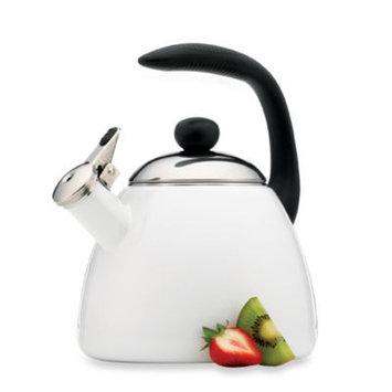 Farberware Bella White 2.5-quart Tea Kettle