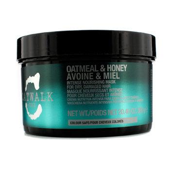 Catwalk Oatmeal & Honey Intense Nourishing Mask by TIGI for Unisex - 20.46 oz Mask