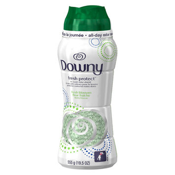 Downy Unstopables Downy Fresh Protect Fresh Blossom Scent In-Wash Odor Shield 19.5 oz