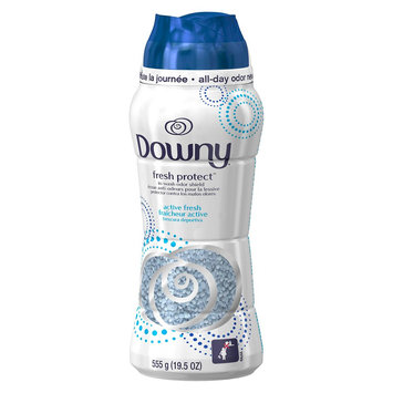Downy Unstopables Downy Fresh Protect Fresh Scent In-Wash Odor Shield 19.5 oz