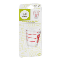 True 1.5 OZ Shot Glass