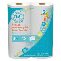 The Honest Co. Premium Recycled Paper Towels