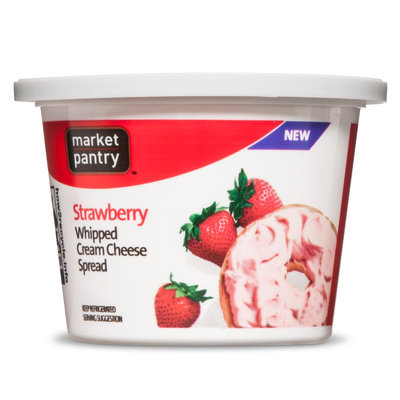 Market Pantry Mp Whipped Strawberry Cc 12 Oz