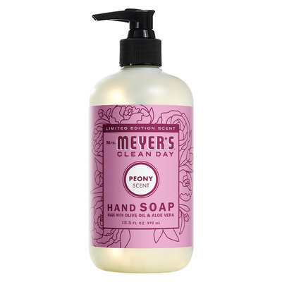 Mrs. Meyer's Clean Day Peony Hand Soap
