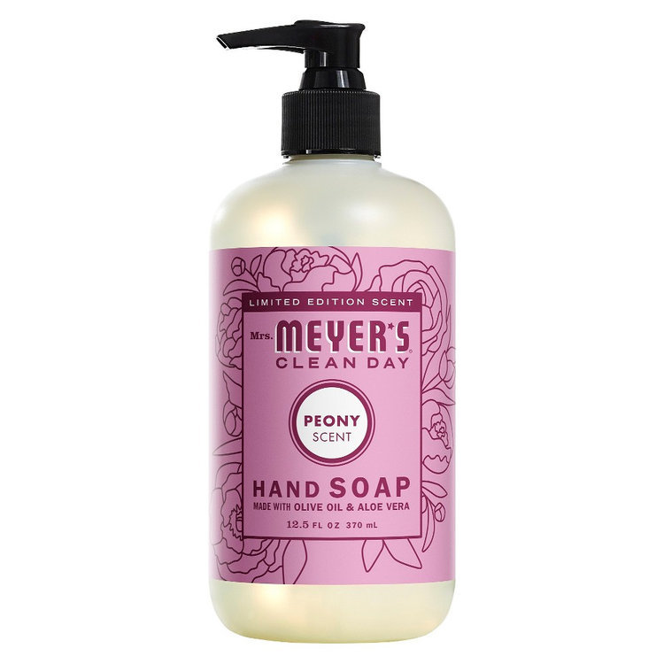 Mrs Meyer S Clean Day Peony Hand Soap Reviews 2019