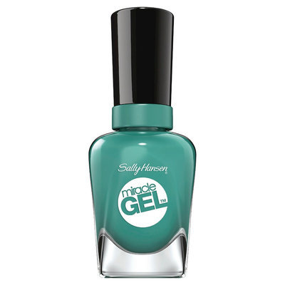 Coty Sally Hansen 1floz Miracle Gel Duo Nail Color 100/110 Birthday Suit