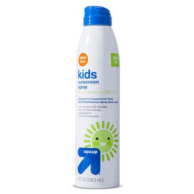 Up & Up Kids SPF50 8Floz C-Spray