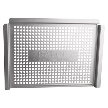Traeger Grill Tools Stainless Grill Basket BAC273