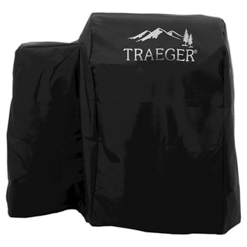 Traeger BAC374 Full-Length Grill Cover for 20 Series Grills